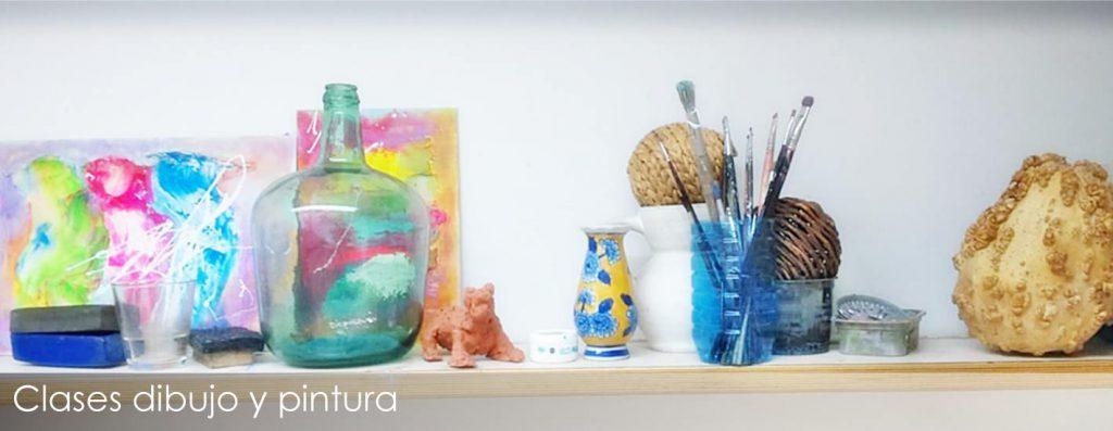 Disfruta del dibujo y la pintura en nuestra taller de arte